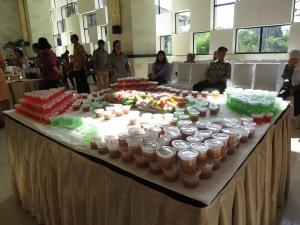 Gelé är populärt i Asien.
