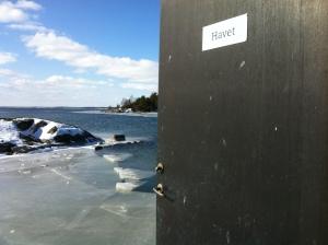 Havet the door