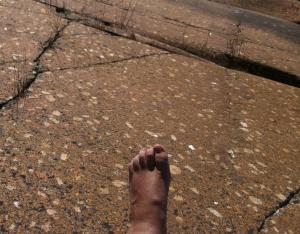 Ögongranit o fot