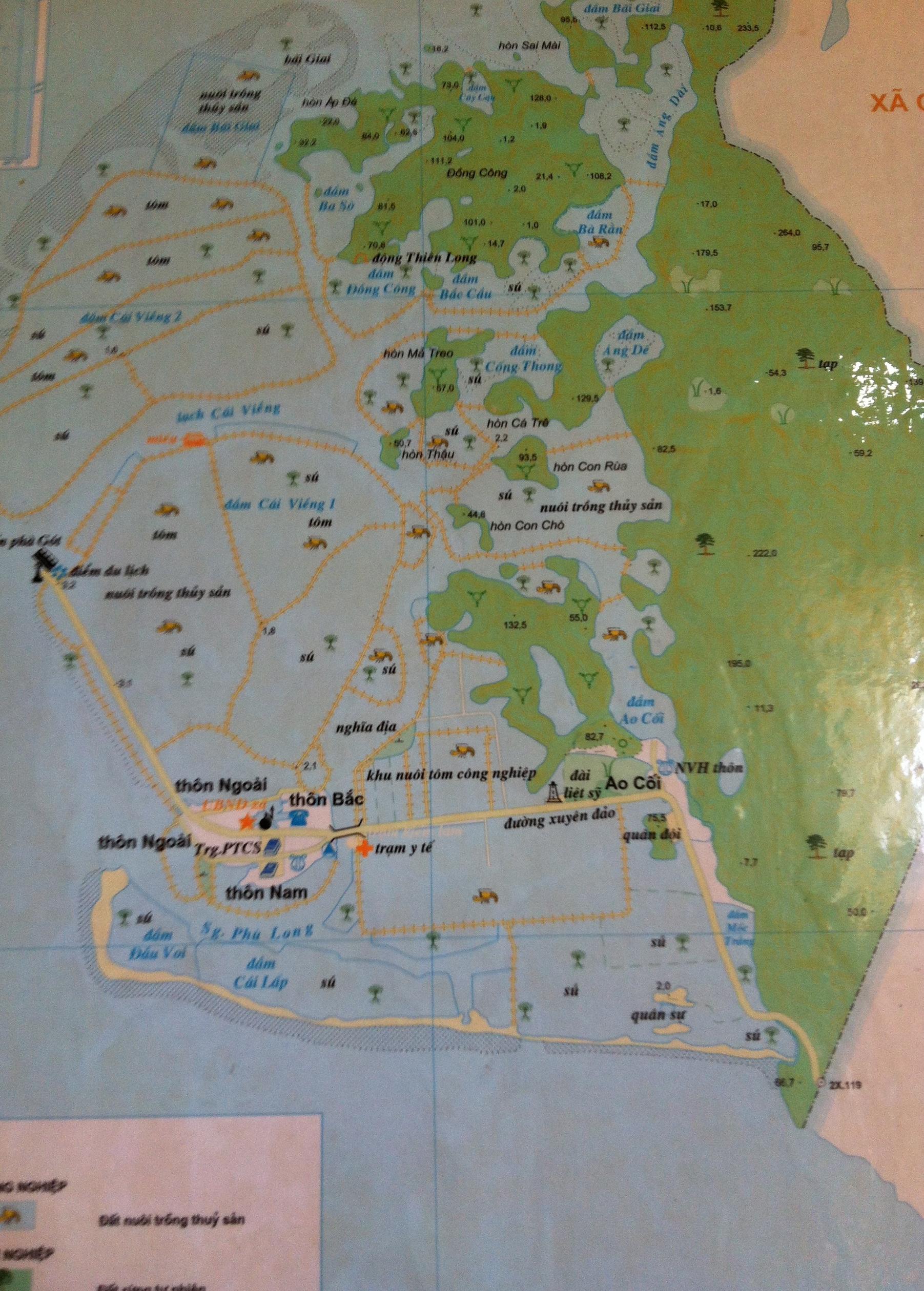 sesimbra karta Trip to Vietnam – looking for seaweeds – Baltic Sea Weed Blog sesimbra karta