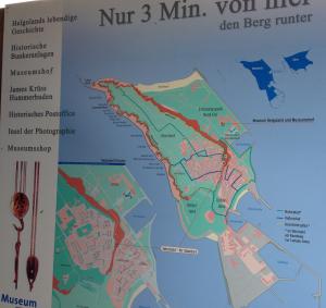 1 Helgoland karta