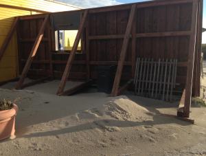 3 vind och sandskydd