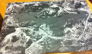 Brunnsviken flygfoto