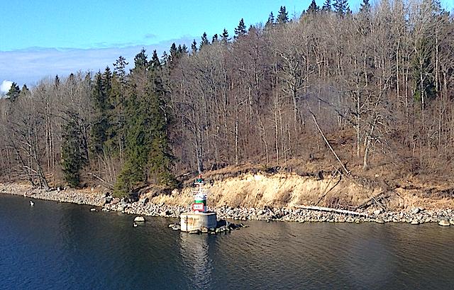 erosionsstrand