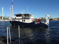 7Askölaboratoriet nytt fartyg