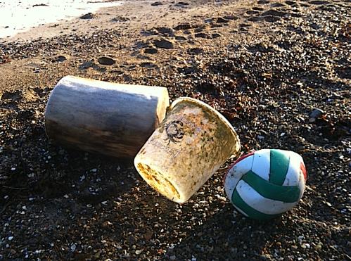 3 sommarminne på stranden