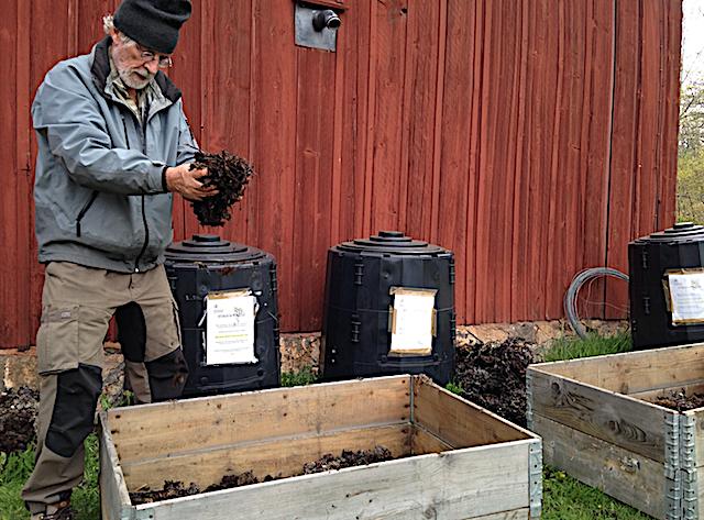 4 preparering av kompostmaterial
