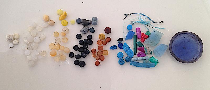 7 plast pellets Svallhagen 20190710