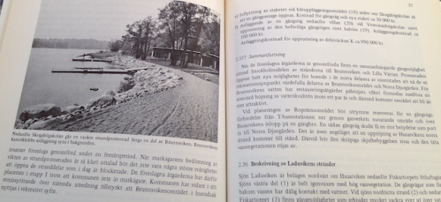 Brunnsviken 1973 Kanotklubben
