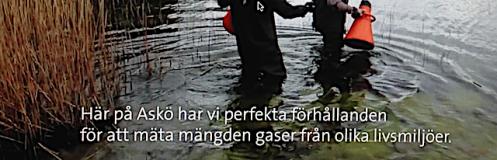 3 Mäta mägnden gaser i olika miljöer